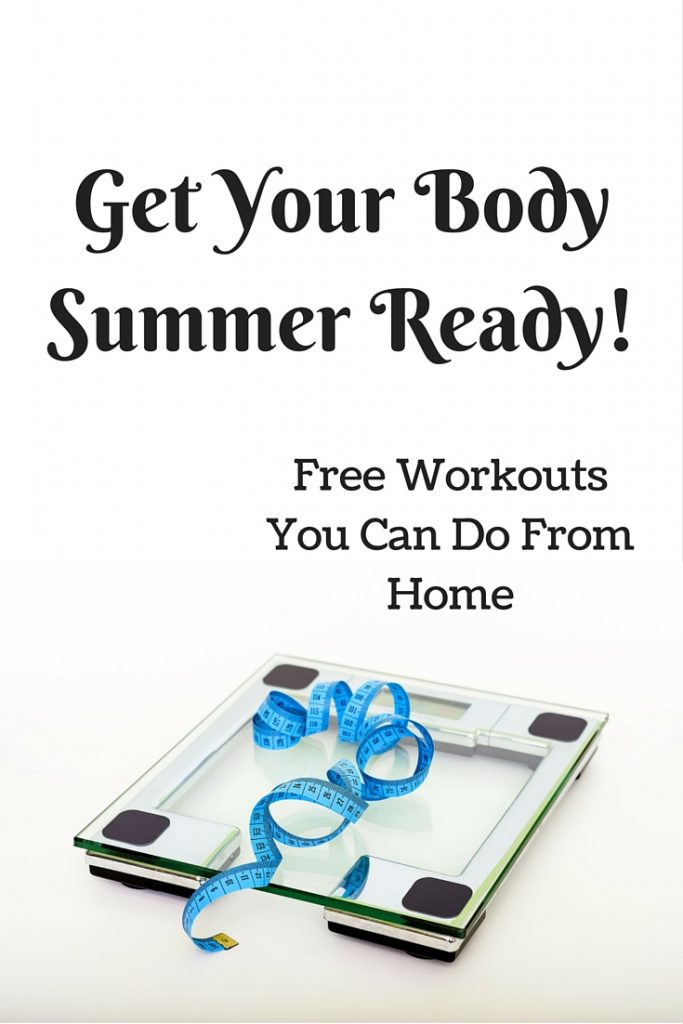 Free Workouts You Can Do From Home