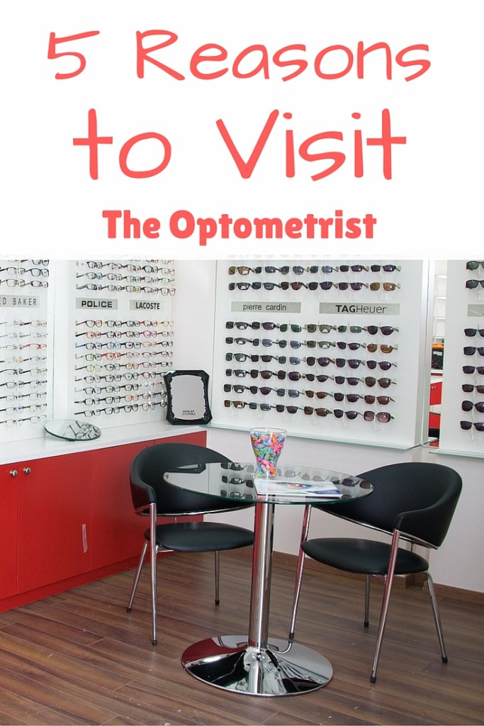 Reasons to Visit Your Optometrist