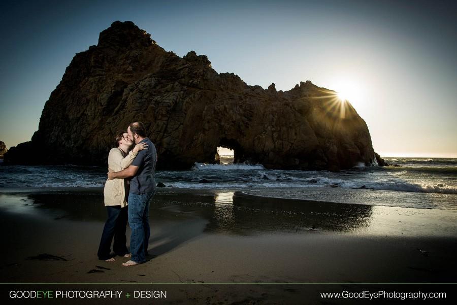 Sneak Peek Liz  Scott Engagement Photography  Pfeiffer Beach Big Sur California  GoodEye