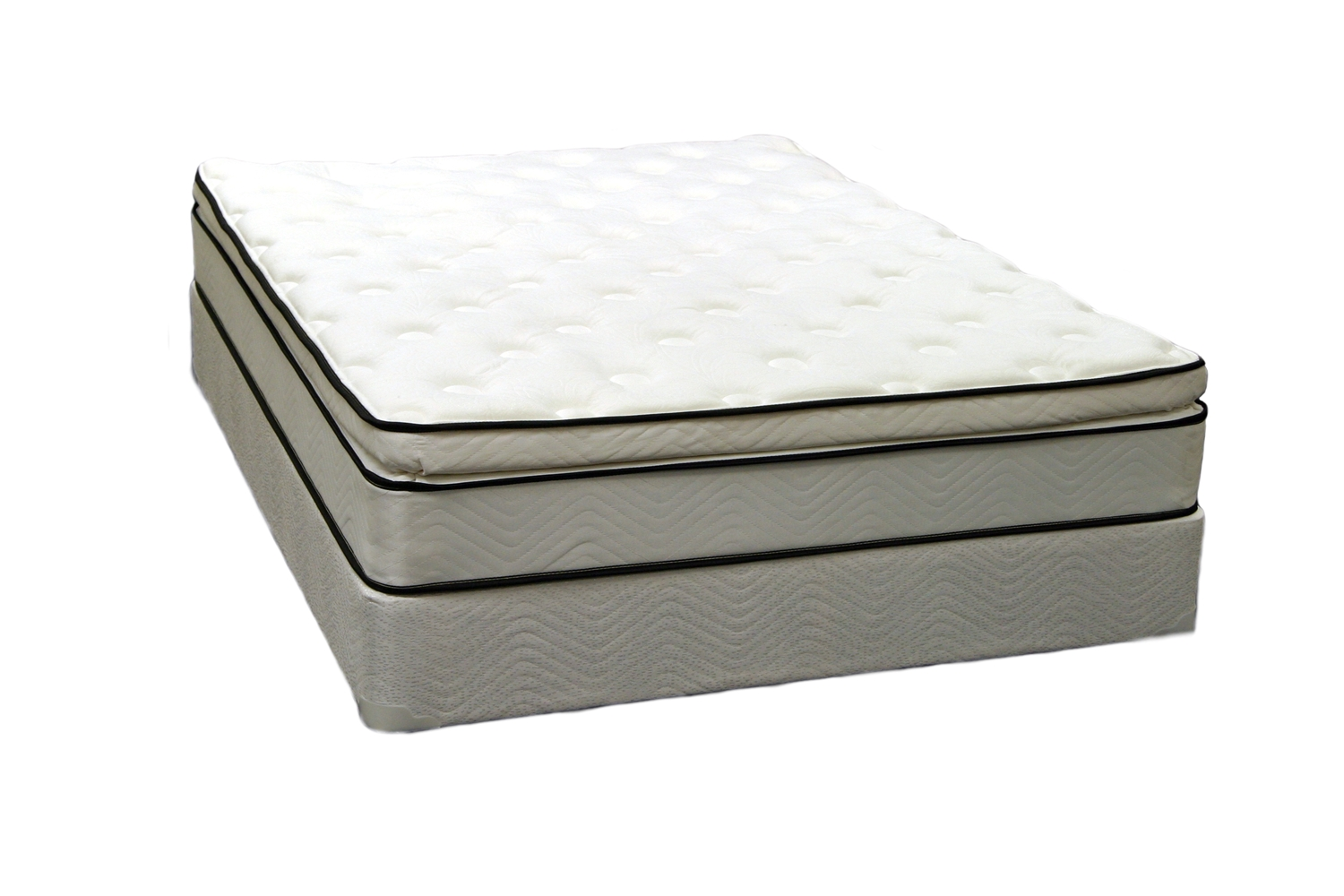 Liberty Pillowtop Mattress  Good Find Furniture
