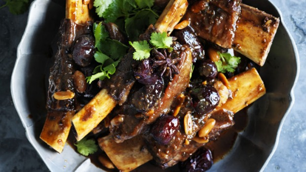 Chinese-style braised beef ribs Recipe | Good Food