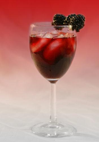 Friday Night Cocktail Simple But Elegant Kir