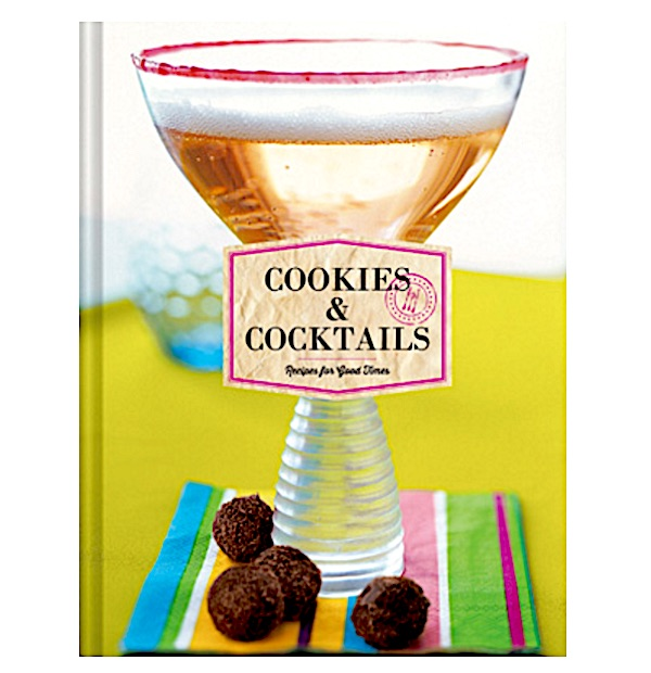 Cookies and Cocktails Book