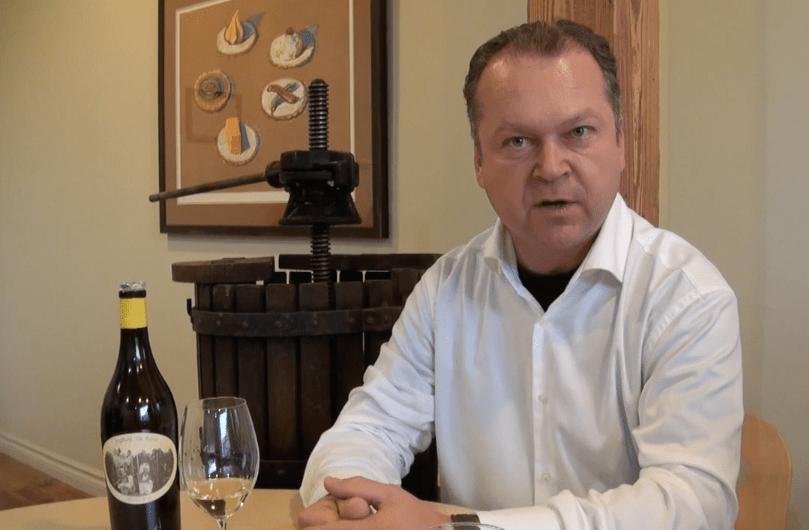 Winemaker Fritz Wieninger