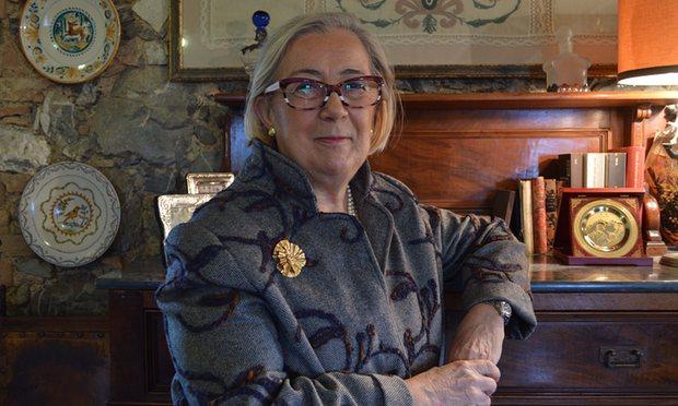 Donatella Colombini at Home