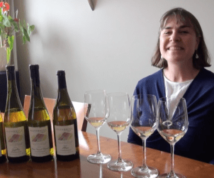 """Southbrook Winemaker Ann Sperling takes us through a detailed tasting of her """"Barrel Study"""" Chardonnays."""