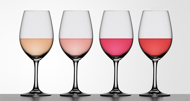For me, the colour of rosé is so very important. I usually find myself drawn towards those with more of a delicate onion-skin hue.