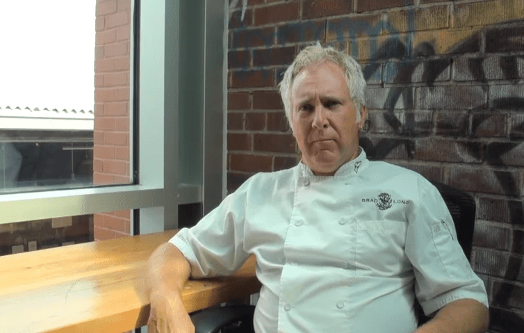 Chef Brad Long (father of five) knows a thing or two about raising a healthy appetite.