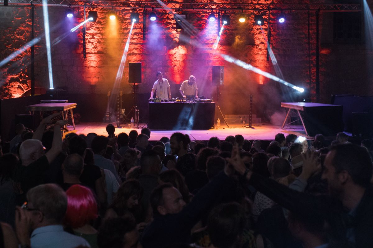 """Sean Johnson and Andrew Weatherall move into so serious """"Chug"""" territory with their A Love From Outer Space DJ set."""
