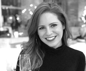 Young Blood Sommelier Kristen Pickett