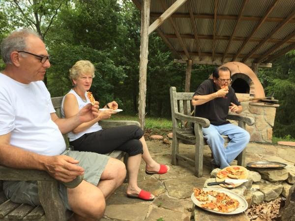 Bkueberries, Mushrooms & Pizza 154