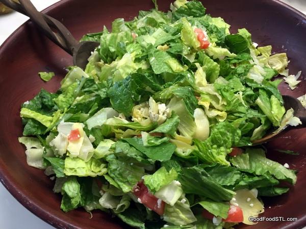green salad *