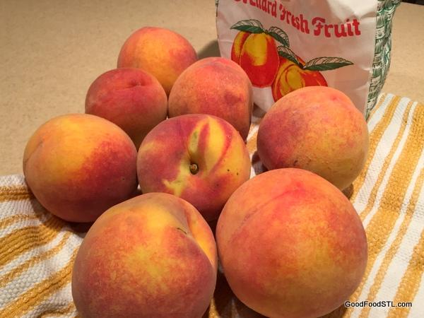 peaches *