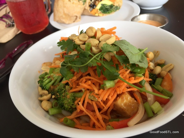 lulu's local eatgery Buddah bowl