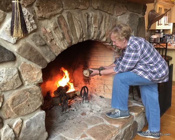 Jean fireplace farm *