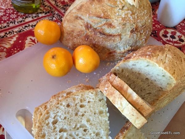 Wesley Fordyce bread making *