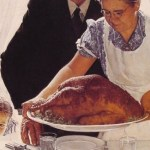 Thanksgiving: It's Memories and Menus