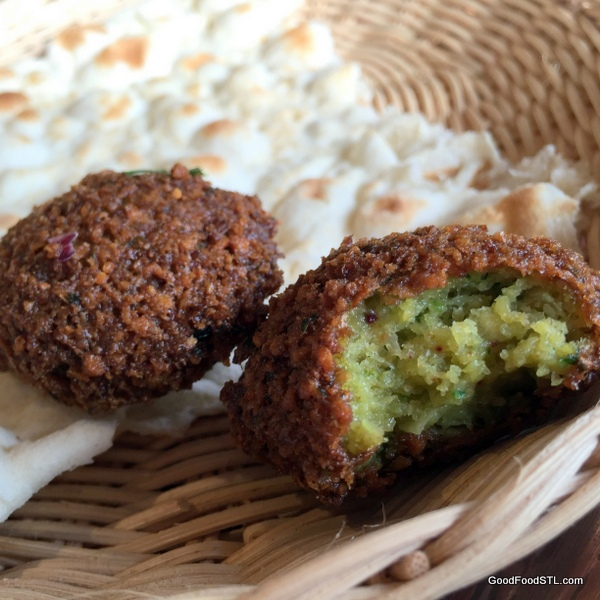 sheesh falafel *