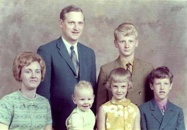 Carnahan family 1969