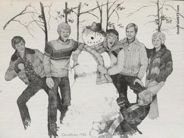 Carnahan  Christmas, 1980