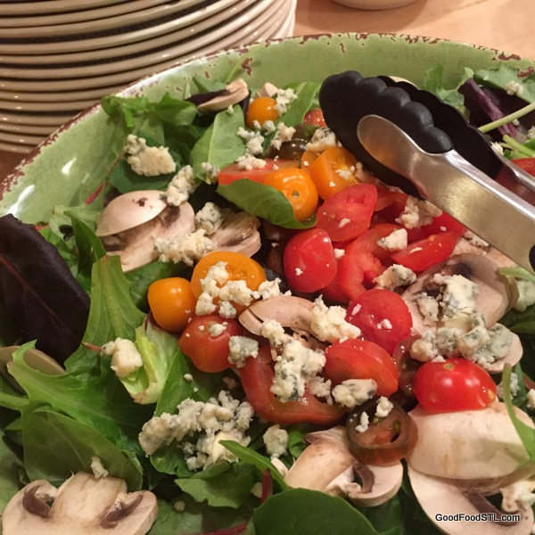 New Year's Eve salad