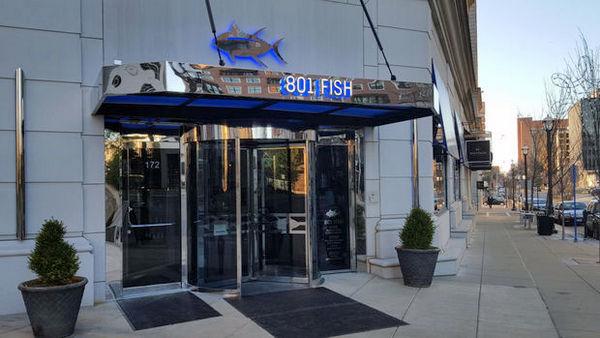 801 Fish restaurant