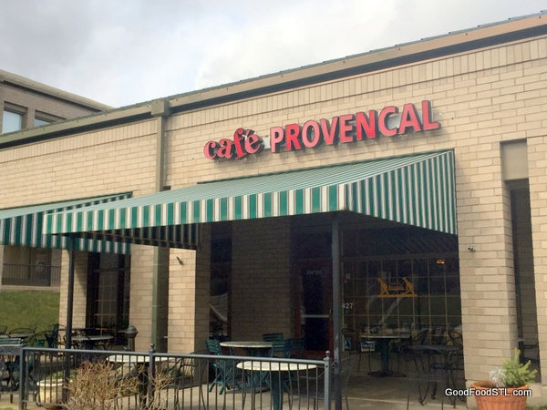 cafe provencal