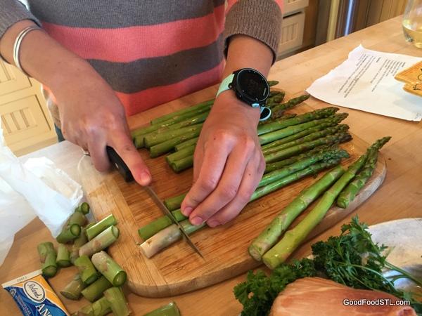 asparagus *