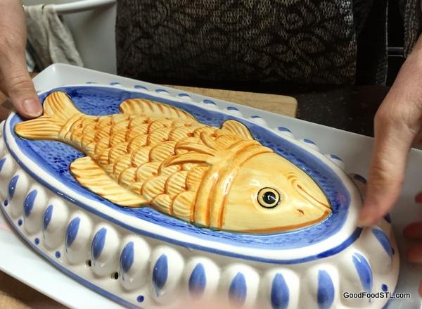 fish mousse