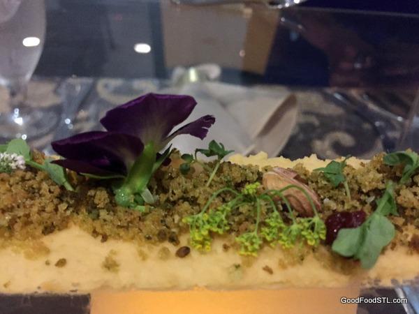 L'Ecole Culinaire in Memphis serves an edible garden