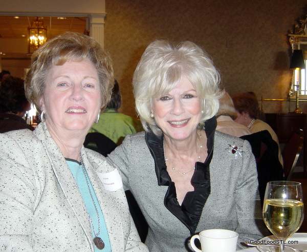With Diane Rehm