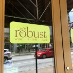 """Jamming"" at Robust Wine Bar"