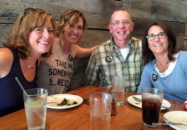 Sarah Howard, Rebecca Lamb Jolley. Brad Ketcher, Jill Friedman