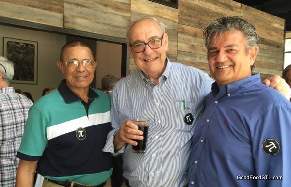 Lin Appling, Mike Wolff, Joe Bednar