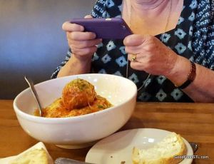 spahetti and meatball