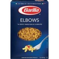 elbow noodles barilla