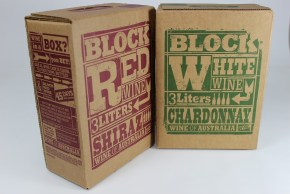wine in carton