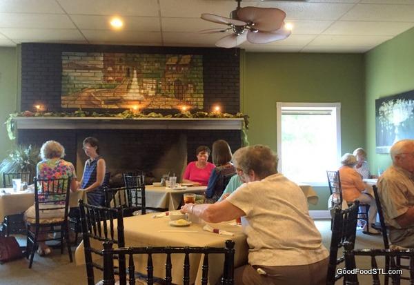 hearth room cafe