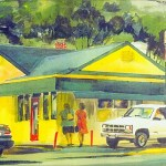 Carl's Drive In: A Look in the Rear View Mirror