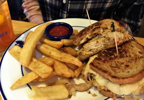 Schneithorst's Turkey Reuben