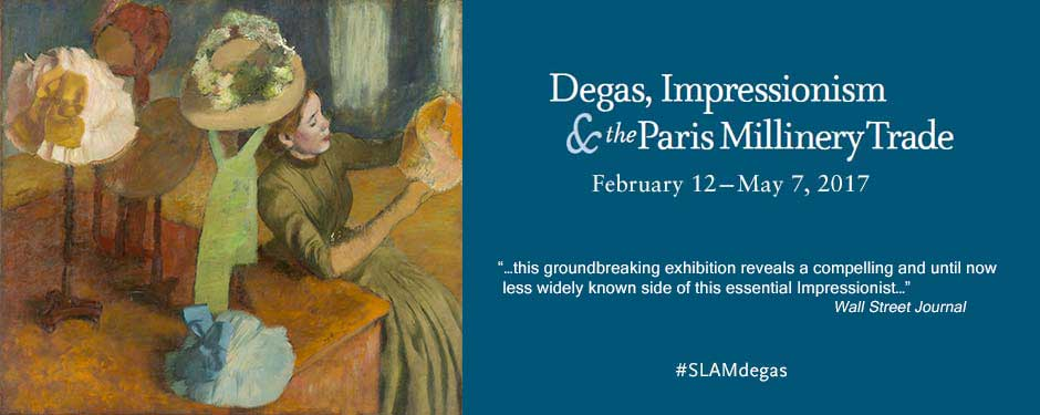 Degas, Impressionism & the Paris Millinery Trade