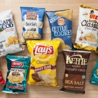 Results of the Potato Chip Contest