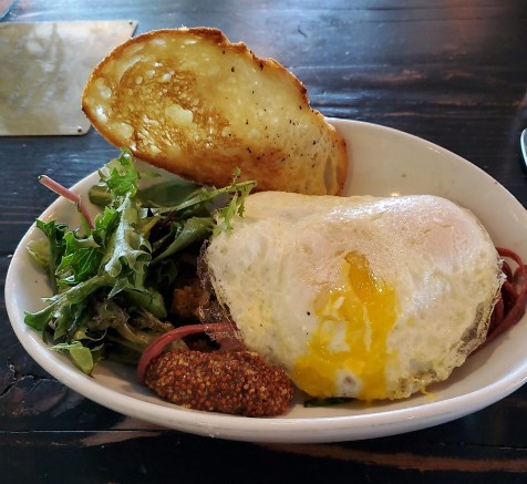 Corned Beef Hash & Eggs at The Stove in Henderson, NV
