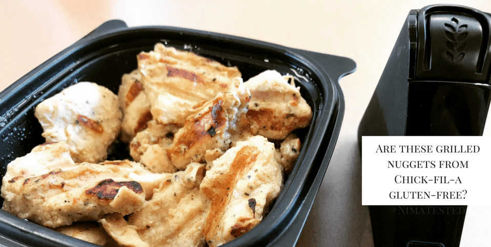 How to Eat Gluten-Free at Chick-fil-a – #NimaTested