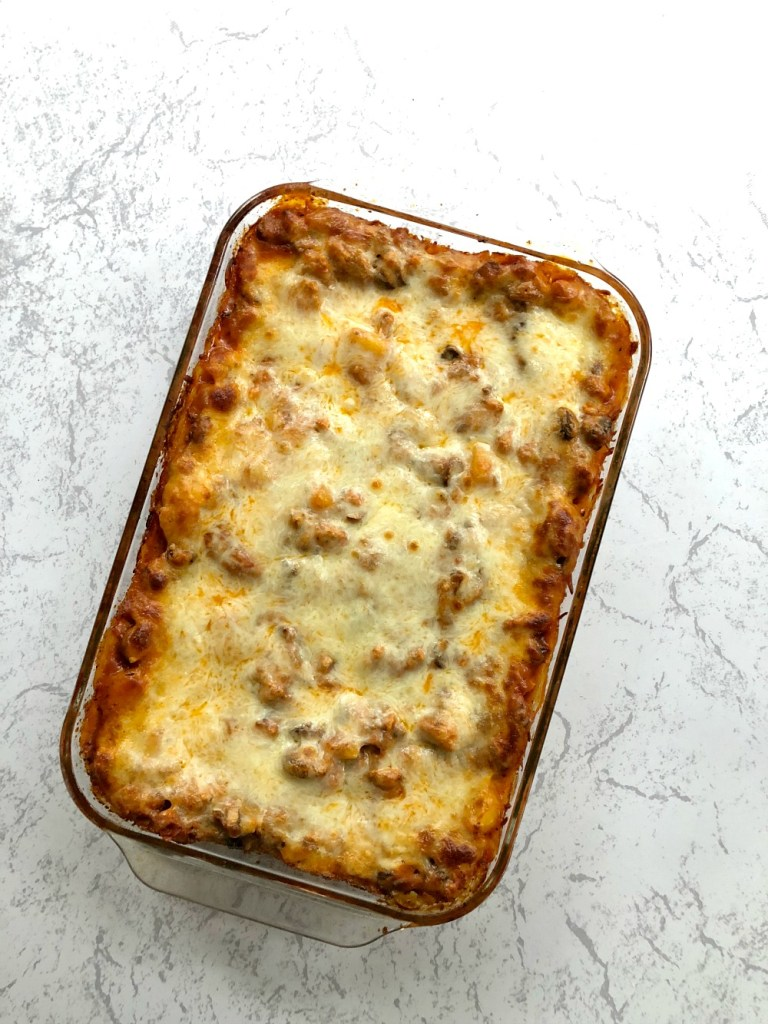 Gluten-Free Lasagna recipe 3