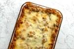 Gluten-Free Lasagna recipe header