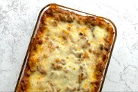 Gluten-Free Lasagna recipe header