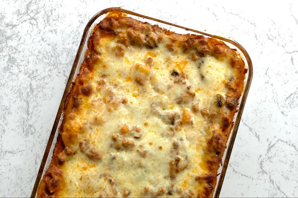 Easy No-Boil Gluten-Free Lasagna Recipe