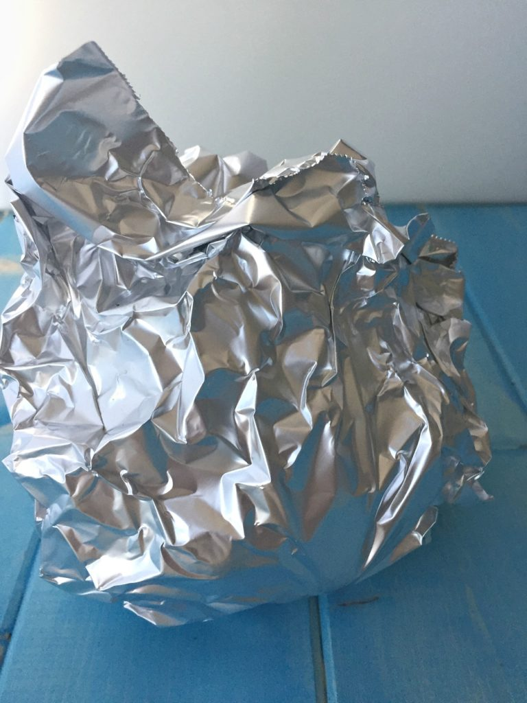 Artichoke foil 2