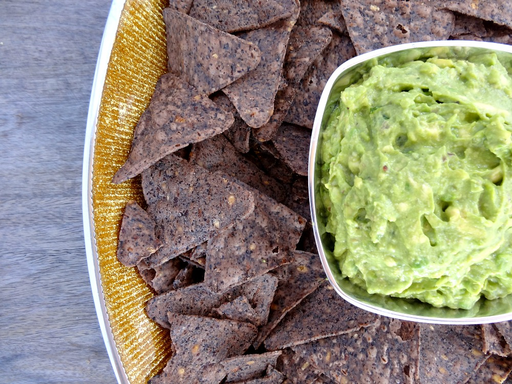 Perfect Guacamole with Beanitos